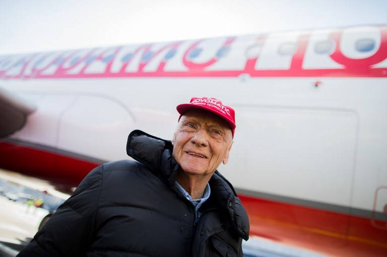 Ryanair swoops to snap up Niki Lauda's Austrian Airline
