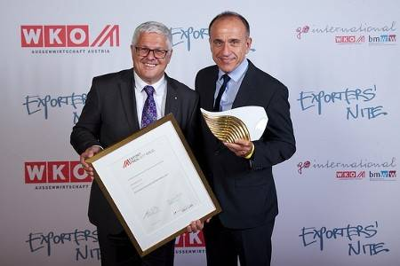 2017 Export awards winners: SKIDATA AG