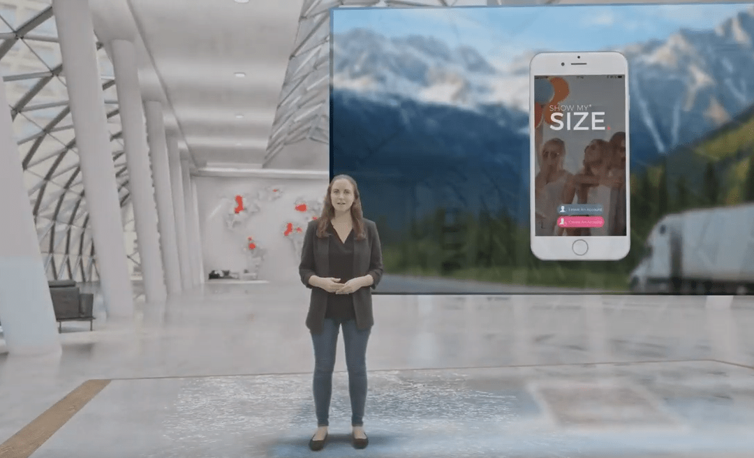 Clothing that fits properly, using 3D body scans – Powered by Twinster