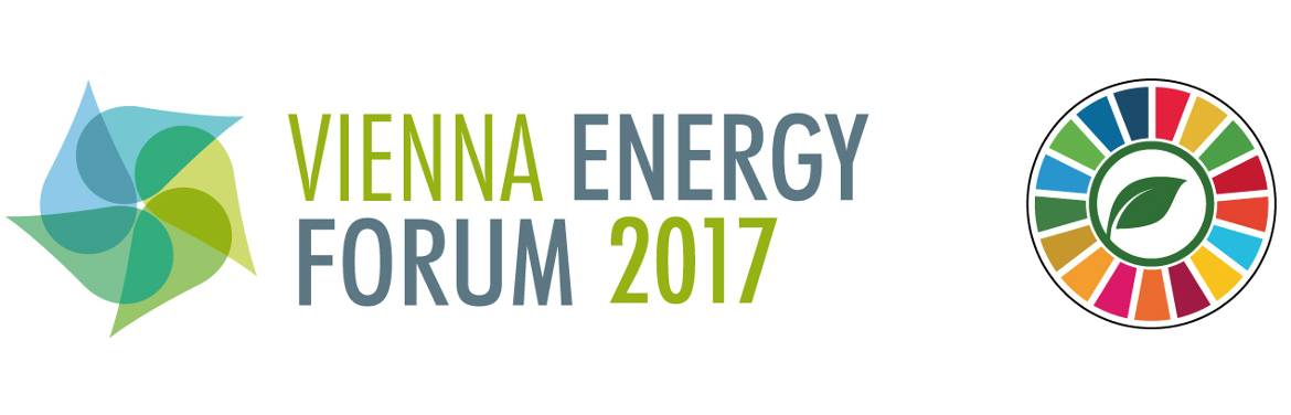 The Vienna Energy Forum 2017 (VEF 2017) – 9 TO 12 MAY 2017