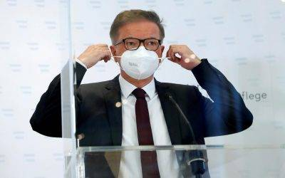 Austrian health minister Rudolf Anschober steps down, exhausted by pandemic