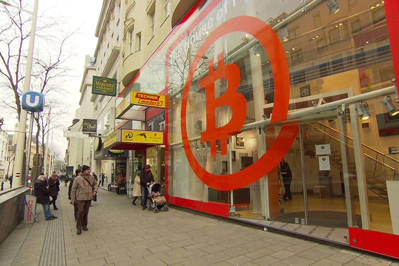 Vienna gets its first Bitcoin digital currency 'bank'