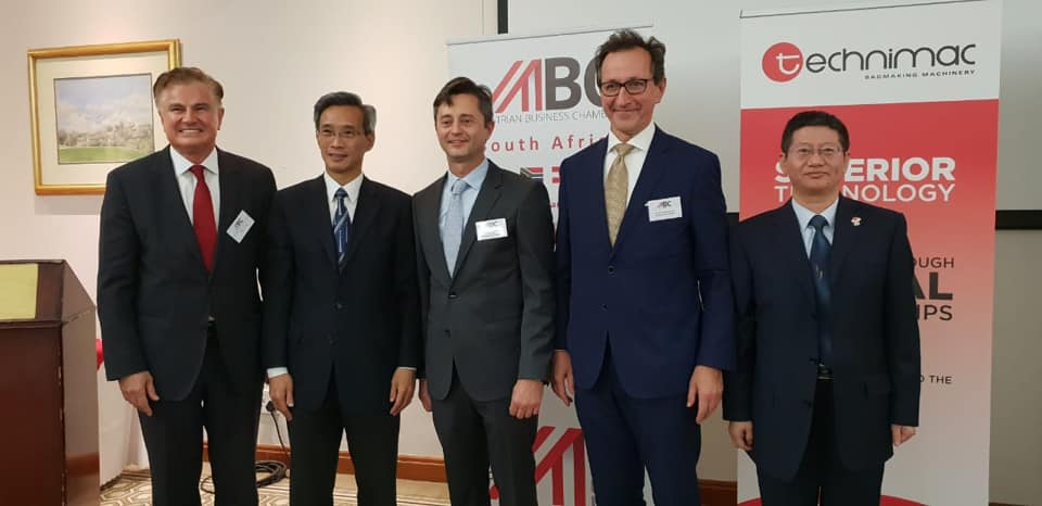 Austrian Business Chamber: 2019 AGM – Chairman's Report