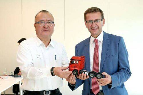 FAW puts the Upper Austrian business location on fast track