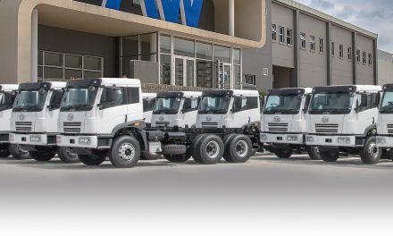 FAW SA aims to assemble 1 200 trucks at its Coega plant this year