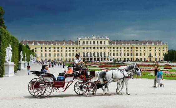 Vienna ranked third as in highest quality of life ranking